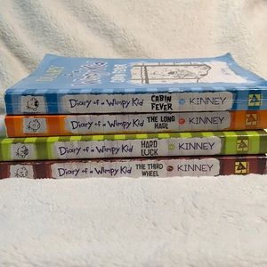 Diary of a Wimpy Kid Lot